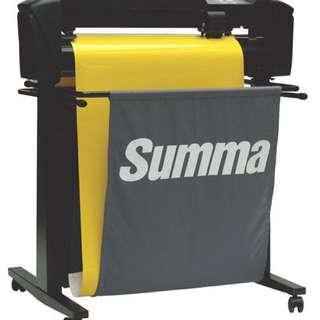 Summa D60R - Cutting Plotter