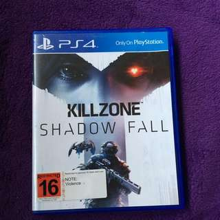 Killzone -Shadow Fall