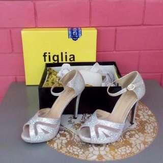 REPRICED!!! Figlia Silver Stiletto (Free Shipping)