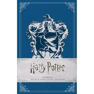 [PRE-ORDER] Harry Potter: Ravenclaw Ruled Pocket Journal by Insight Editions