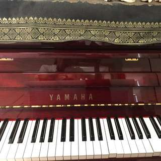 Yamaha Piano C108