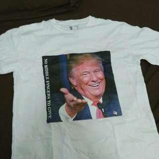 T-shirt Donald Trump