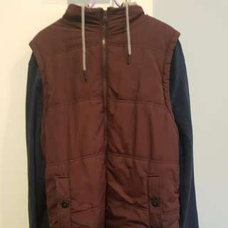 Deacon Sleeveless Jacket