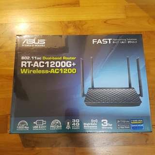 Asus RT AC 1200G+ Router