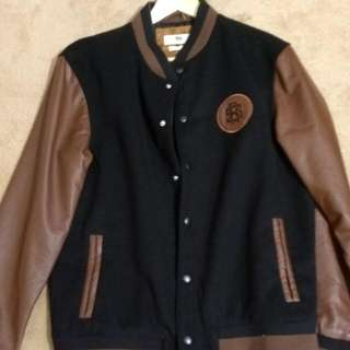 Retro Rusty Mens Jacket