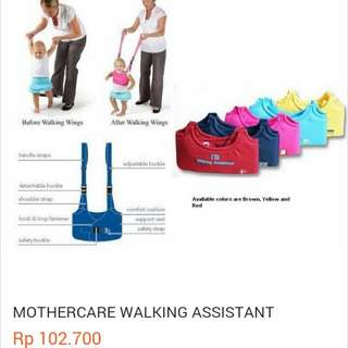 Mothercare Walking Assistance