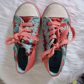 Korean Kids Rubber Shoes