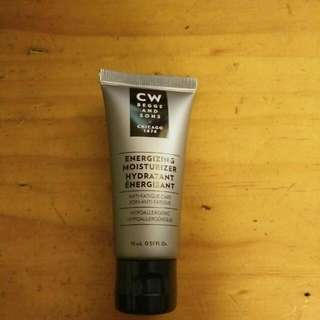 New CW Beggs and Sons Moisturiser