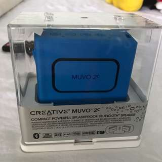 Creative MUVO Bluetooth Speaker