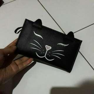 Stradivarius Cat Wallet
