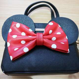 Tas minnie mouse bow