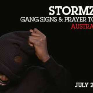 Stormzy - THIS THURSDAY 27TH