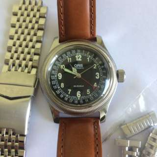 Oris Large Men's Automatic Watch (inspired)