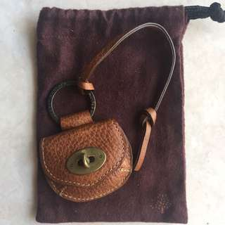 Reduced For 3 Days Only 👏🏻👏🏻👏🏻100% Authentic Mulberry Keychain