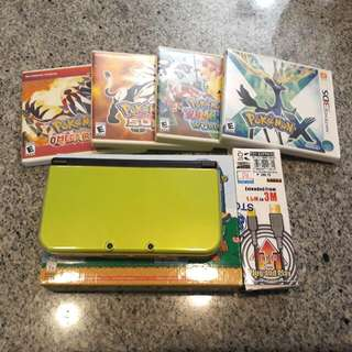Nintendo 3ds Xl Limited (Package)