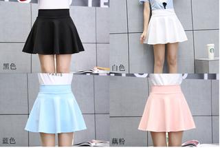 Pastel skirt