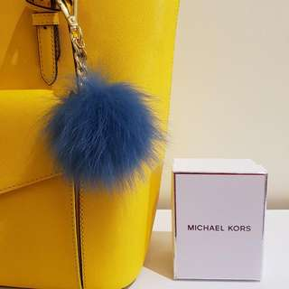 Authenic Michael Kors Key Charm