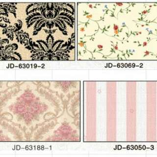 Wallpaper Dinding ( Ready Stok )