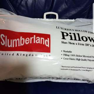 Slumberland Hollow Fibre Pillow