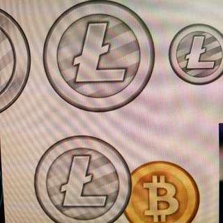 Litecoins For Sale