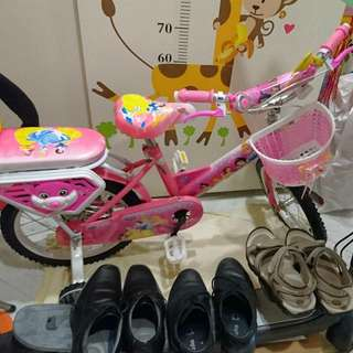Mint Condition Children's Bicycle