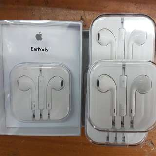 $19 Apple Original Earpods 3.5mm iphone 4/5