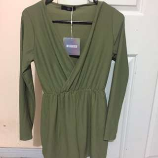 Missguided - Playsuit