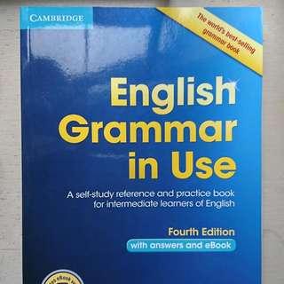 Cambridge English Grammar in Use