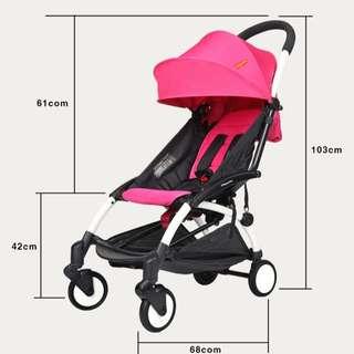 BNIB: Super Light Weight Cabin Travel Kiddo Stroller (Yoyo,YOYa,Baby Throne,Topbi)