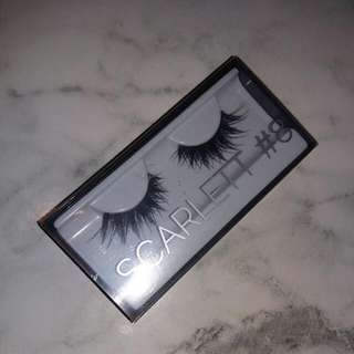 Huda Beauty Classic Lashes - Scarlett (#8)