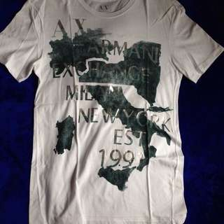 Armani Exchange T Shirt 99%新