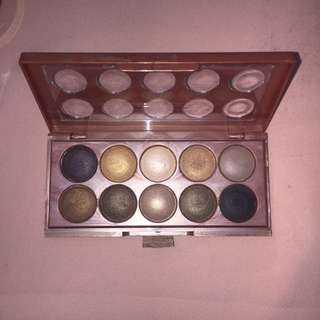 NYX Eyeshadow Palette REAL