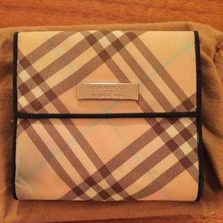Authentic Burberry Blue Label Wallet