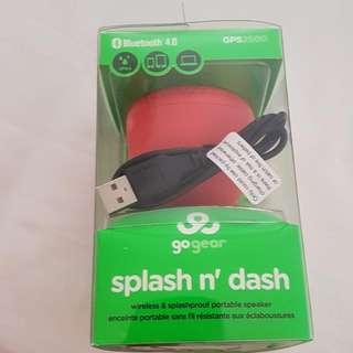 Go Gear - Splash N' Dash Speakers