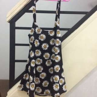 Sunflower Skirt Jumper