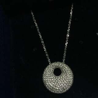 Pre Loved Good Condition Swarovski Necklace