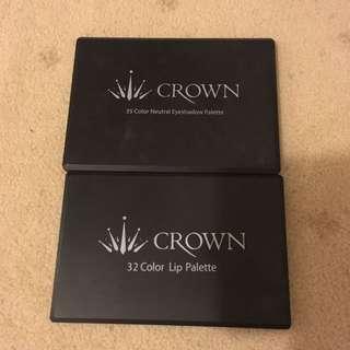 Crown Eye & Lip Palette