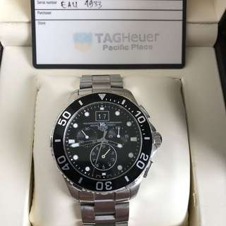 Reprice Tag Heuer Watch