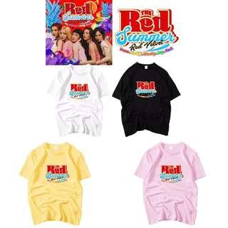 Po Red Velvet The Red Summer Ver 1 Shirt