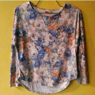 Kaus Bunga