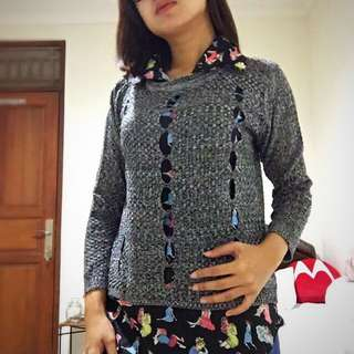 Two Piece Knit And Inner