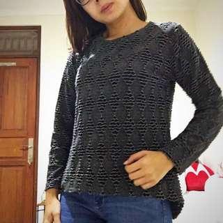 Sweater Teksture