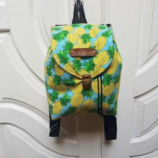 Pineapple Mini Backpack
