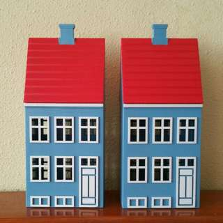 Toy House Piggybank