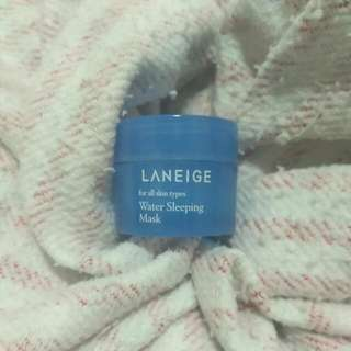 TERMURAH!!! Laneige Water Sleeping Mask