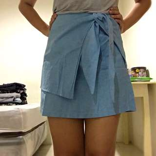 Beatrice Clothing Tied Skirt