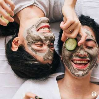 Magical Whitening toothpaste And MUD Pack