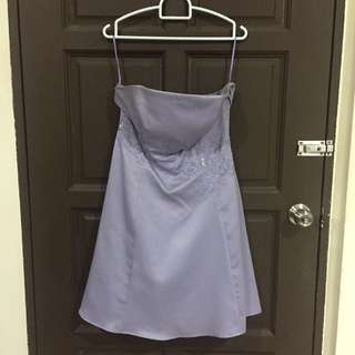 Preloved Arthur Yen Lilac Dress