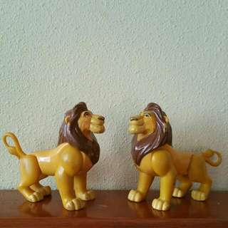 Lion King Toy