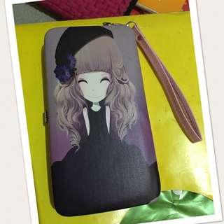 Clutch/Wallet Anime Design